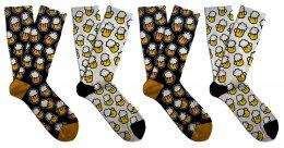 Soxit Pivní dárkový set ponožek, vel. 41-46
