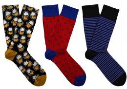 Soxit Pánský dárkový set ponožek, vel. 41-46