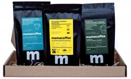 Mamacoffee Degustační kávový set