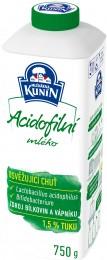 Mlékárna Kunín Acidofilní mléko
