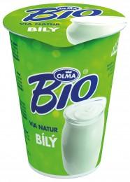 Olma Via Natur bílý jogurt BIO