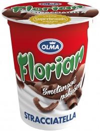 Olma Florian smetanový jogurt stracciatella