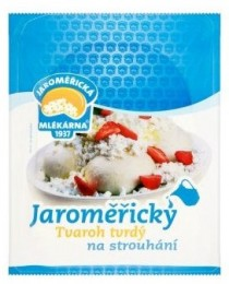 Jaroměřická mlékárna Jaroměřický tvaroh tvrdý