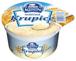 Mlékárna Kunín Mléčná krupice natural