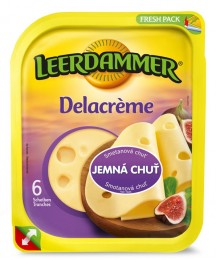 Leerdammer Delacreme plátky