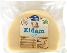 Milko BIO Sýr eidam 30% bloček