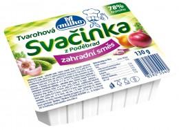 Milko Svačinka zeleninový tvaroh zahradní směs