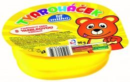 Milko Tvaroháček vanilkový