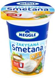 Meggle Smetana zakysaná 10%
