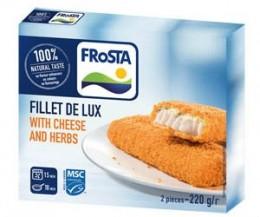 Frosta Fillet de lux se sýrem mražený