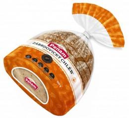 Penam Chléb zábrdovický balený krájený