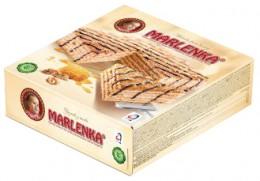 Marlenka Medový dort s oříšky
