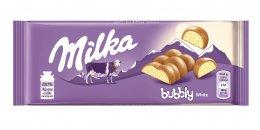 Milka Bubbly Milk&White