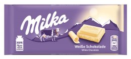 Milka Bílá čokoláda