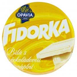 Opavia Fidorka bílá čokoláda