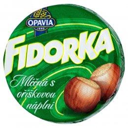 Opavia Fidorka zelená mléčná