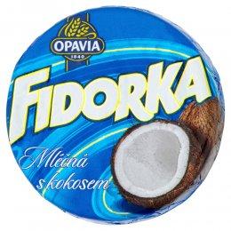 Opavia Fidorka modrá mléčná