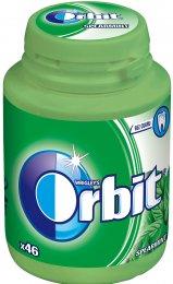 Wrigley's Orbit Žvýkačka bez cukru s mátovou příchutí dóza