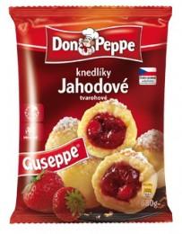 Don Peppe Tvarohové knedlíky jahodové 1kg