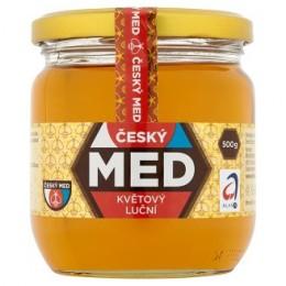 Medokomerc Český med květový luční