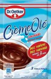 Dr.Oetker Créme Olé puding čokoládový
