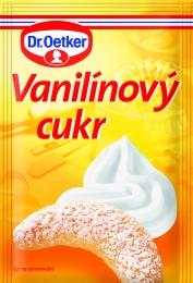 Dr.Oetker Vanilínový cukr