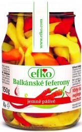 Efko Feferony balkánské pálivé