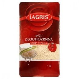 Lagris Rýže dlouhozrnná 1kg