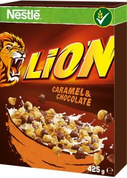 Nestlé Lion cereálie