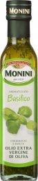 Monini Extra panenský olivový olej s bazalkou