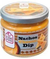 Fine Food Nachos cheese dip