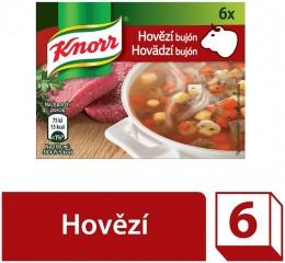 Knorr Bujón hovězí 3l (6x10g)