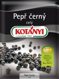 Kotányi Pepř černý celý