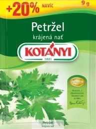 Kotányi Petržel - krájená nať