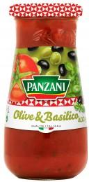 Panzani Olive&Basilico omáčka