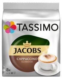 Tassimo Cappuccino 8ks