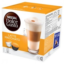 Nescafé Dolce Gusto Latté Macchiato 16 kapslí