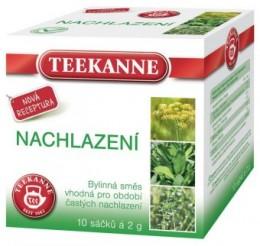 Teekanne Čaj nachlazení