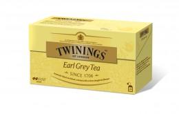 Twinings Earl grey čaj 25x2g