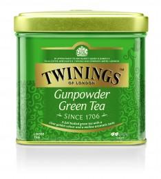 Twinings gunpowder čaj zelený sypaný