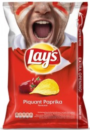 Lay's Chipsy pikantní paprikové