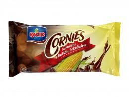 RACIO Cornies kukuřičné s hořkou čokoládou