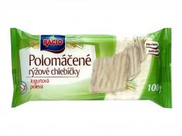 RACIO Chlebíčky rýžové jogurtová poleva