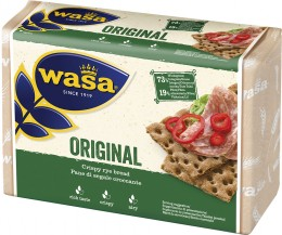 Wasa Original chléb křupavý žitný