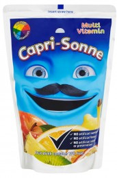 Capri-Sonne Multivitamin ovocný nápoj