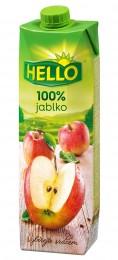 Hello 100% jablečná šťáva
