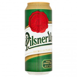 Pilsner Urquell pivo světlý ležák plech
