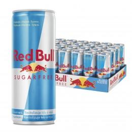 Red Bull energetický nápoj bez cukru