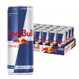 Red Bull energetický nápoj