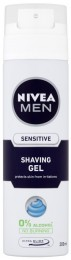 Nivea Gel na holení sensitive